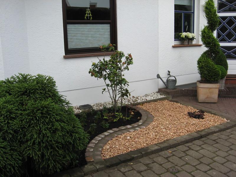 Vorgartengestaltung Garten Und Landschaftsbau Bowles In Duisburg